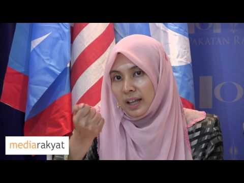 Nurul Izzah: Important To Highlight & Ask Everyone To Condemn The Abuse Of Power By The Police