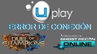 getlinkyoutube.com-Solución - Error de Conexión Juegos UPLAY