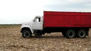 getlinkyoutube.com-Detroit Diesel Grain Truck