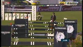 getlinkyoutube.com-Chantilly 2013/07/20  Longines G.C.T. Grand Prix  CSI5* 1,60m  Jump-Off