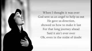 getlinkyoutube.com-Justin Bieber - Life is worth living Lyrics