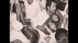 getlinkyoutube.com-Raag Bhoopali (Khayal & Tarana) -by Legendary Duet of Nazakat~Salamat