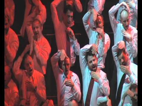 Your Disco Needs You - London Gay Men's Chorus