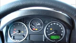 Land Rover Defender TDCi Puma with Webasto heater