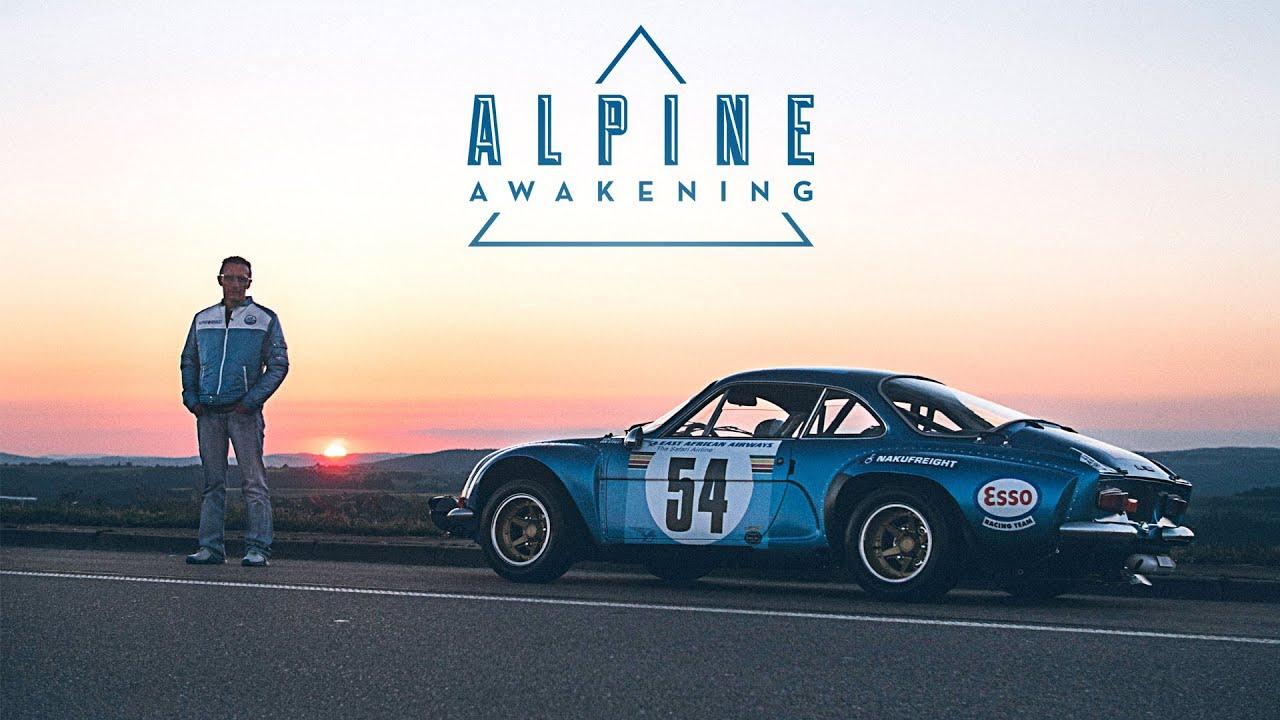 Garderob Jobb : Garaget som specialiserat sig på alpine bilar jürgens hobby blev