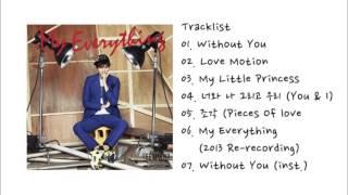 getlinkyoutube.com-Lee Min Ho -- My Everything【FULL ALBUM 】