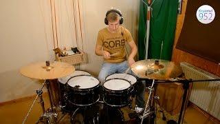 getlinkyoutube.com-Drums Only - Warriors - Imagine Dragons