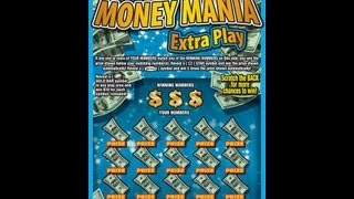 getlinkyoutube.com-SCRATCH ANOTHER $150,000 MONEY MANIA EXTRA PLAY LOTTERY