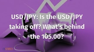 getlinkyoutube.com-USD/JPY: Is the USD/JPY taking off? What's behind the 105.00?