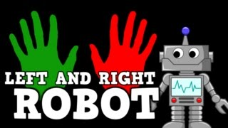 getlinkyoutube.com-LEFT AND RIGHT ROBOT (song for kids about left & right)