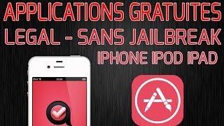 getlinkyoutube.com-[TUTO] Avoir des applications payantes gratuitement - iOS 7 - 100% Légal  (Sans JAILBREAK) [FR]ᴴᴰ