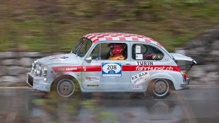 getlinkyoutube.com-Arosa Classic Car 2014, Fiat Abarth 1000 TC
