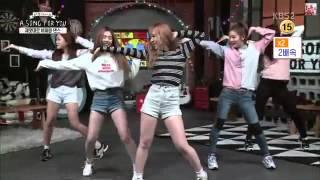 getlinkyoutube.com-151014 eosong mammals A Song For You Red Velvet Dance buffering 1080p KHJ