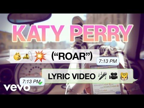 Katy Perry – Roar mp3 dinle indir