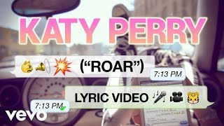 Katy Perry – Roar ( Video) dinle indir