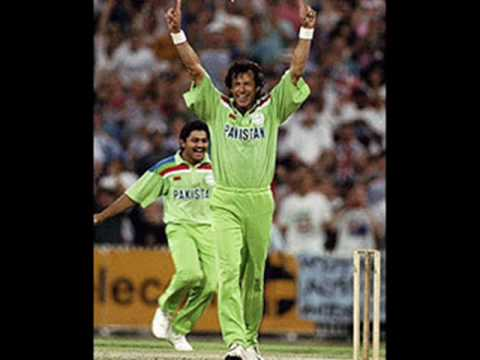 PAKISTAN THE CHAMPION CRICKET HIGHLIGHTS OF 1992--2009