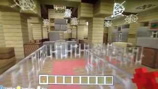 Tower Of Terror Disneyland Minecraft Replica- Bill Sirloin