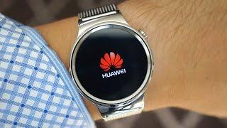 "getlinkyoutube.com-Huawei Watch Hands-On: Putting the ""Smart"" Back in ""Smartwatch"""