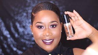 getlinkyoutube.com-Makeup forever | ULTRA HD FOUNDATION | first impression
