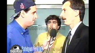getlinkyoutube.com-Mauricio Macri Presidente de Boca Jrs en VideoMatch 1998  FUTBOL RETRO