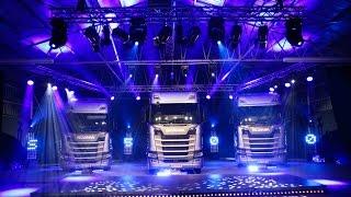 getlinkyoutube.com-Scania nowej generacji - prezentacja Poznań