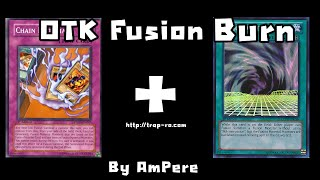 getlinkyoutube.com-Yu-Gi-Oh! Duel Generation OTK Fusion Burn LP
