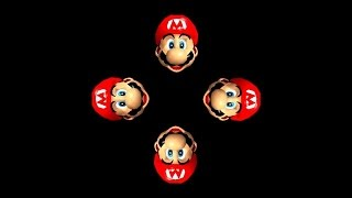 Super Mario - Pyramid Hologram - Holho