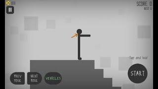 getlinkyoutube.com-Stickman Dismounting Gameplay Part 5 - Choose your Path