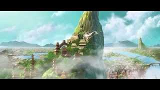getlinkyoutube.com-Chinese Animated Feature Trailer 我的师父姜子牙 Master Jiang and the Six Kingdoms