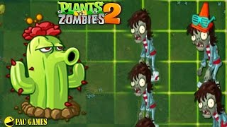 getlinkyoutube.com-Plants Vs Zombies 2 - All Pinatas From 9th WORLD With CACTUS Plant
