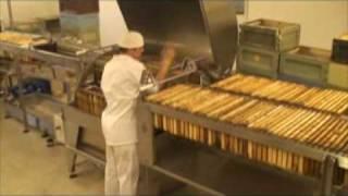 getlinkyoutube.com-120 Frame Honey Extracting Line