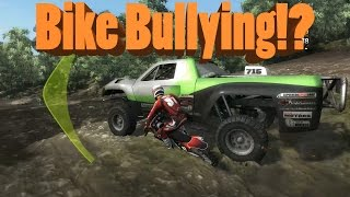 getlinkyoutube.com-MX vs ATV Reflex BIKE BULLYING!