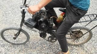 getlinkyoutube.com-Matorlu velosibet imişli Qaraguvendikli