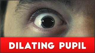 Dilating Pupil Effect & Power Outage