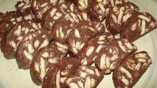 getlinkyoutube.com-أسهل  وصفة سوكسيه - حلى بسكويت بالشوكولا سريع و لذيذ - أطيب وصفة