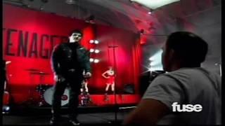 getlinkyoutube.com-Making of Teenagers - My Chemical Romance HD