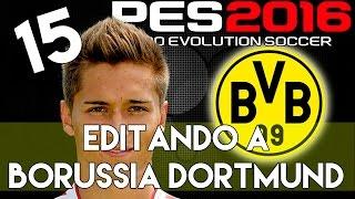 getlinkyoutube.com-PES 2016 | Abilities and face stats of Leitner | Editando a Borussia Dortmund #15 | PS4.