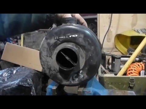 Воздушный фильтр. Модернизация для установки шноркеля