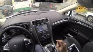 getlinkyoutube.com-Ford Mondeo 2015 тест-драйв POV. Игорь Бурцев
