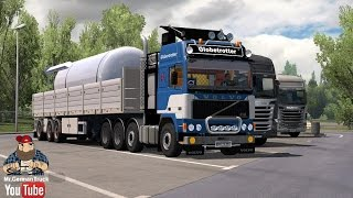 getlinkyoutube.com-[ETS2 v1.26] Volvo F10 / F12 *4×2, 6×2, 6×4, 8×4*