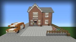 getlinkyoutube.com-MY REAL LIFE HOUSE IN MINECRAFT