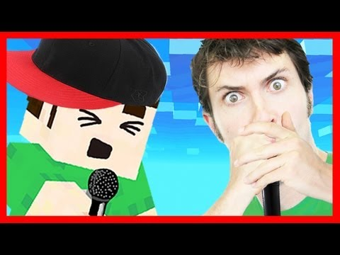 EPIC MINECRAFT FREESTYLE RAP