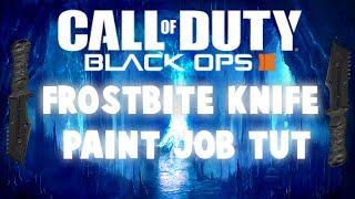 getlinkyoutube.com-Black Ops 3 Easy FROSTBITE Knife Camo