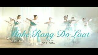 Mohe Rang Do Laal   Dance Video   Bajirao Mastani   Infuzion Artistry Feat. Akshina