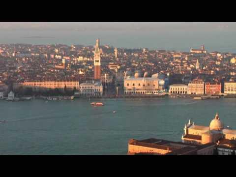 HELICOPTER elicottero venezia  HELIAIR VENICE OVER VENICE SPOT