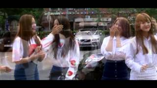 getlinkyoutube.com-150612 CLC(씨엘씨) heading to  Music Bank