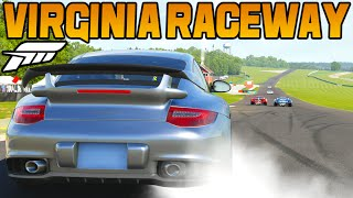 getlinkyoutube.com-Forza 6 VIRGINIA INTERNATIONAL RACEWAY GAMEPLAY (Porsche Expansion)