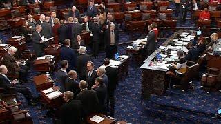 Government shutdown: How it happened