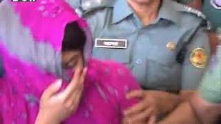 getlinkyoutube.com-Oishee Rahman gets death penalty over parents murder   News & Current Affairs