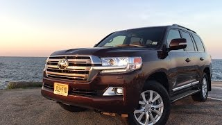 getlinkyoutube.com-Toyota Land Cruiser 2016 Review
